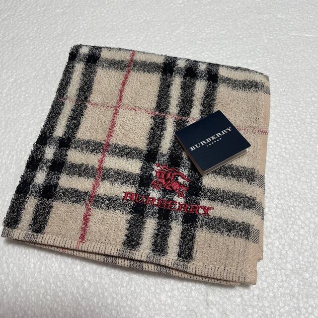 BURBERRY(バーバリー)の⭐️新品⭐️バーバリー タオルハンカチ レディースのファッション小物(ハンカチ)の商品写真