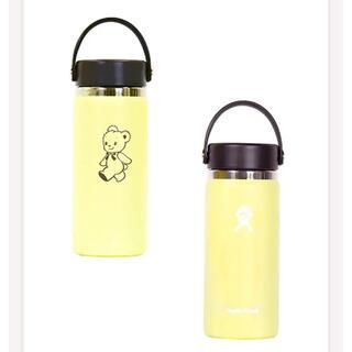 ファミリア(familiar)のfamiliar ファミリア  ハイドロフラスク ステンレスボトル 16 oz (水筒)