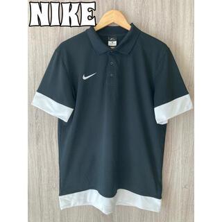 NIKE - NIKE ナイキ ポロシャツ ブラック ゴルフ テニス