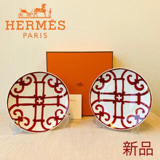 Hermes - HERMES エルメス ガダルキヴィール ブレット&バタープレート ペア