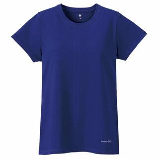 モンベル(mont bell)のmont-bell   mont bell  モンベル コットン 半袖Tシャツ(Tシャツ(半袖/袖なし))