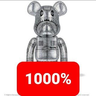 メディコムトイ(MEDICOM TOY)のBE@RBRICK SORAYAMA BAPE  1000% (その他)