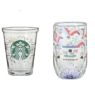 Starbucks Coffee - スタバ 耐熱グラスコーヒーワンダーランド コレクタブルコールドカップグラス第3弾