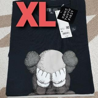 UNIQLO - ユニクロ×カウズ  UNIQLO×KAWS Tシャツ XL  新品未使用