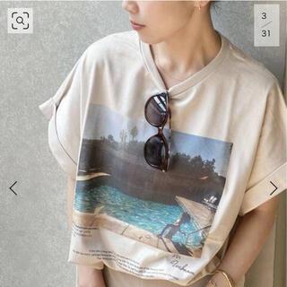 Plage - 【JANE SMITH/ジェーンスミス】 SP PHOTO Tシャツ