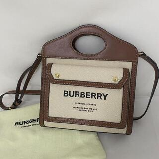 BURBERRY - バーバリー BURBERRY ショルダーバッグ ミニ ポケットバッグ