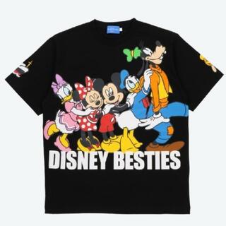 Disney - 【新品タグ付】ディズニーベスティーズ Tシャツ M