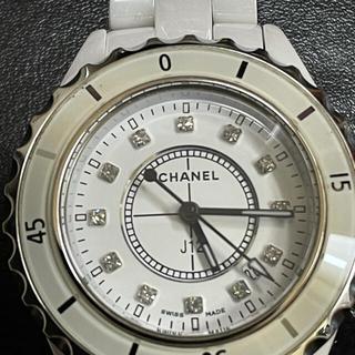 CHANEL - CHANEL腕時計j12