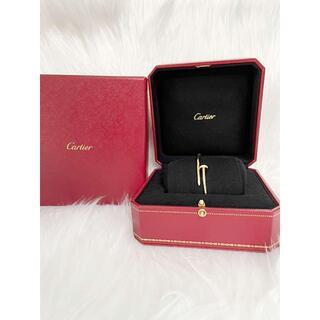 カルティエ(Cartier)のCartier ジュストアンクルブレスレット ダイヤ(ブレスレット/バングル)