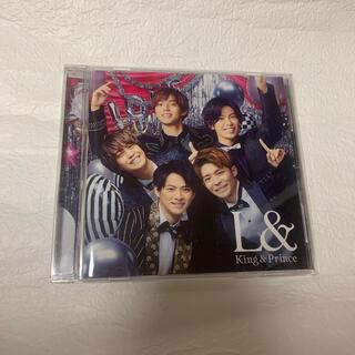 ジャニーズ(Johnny's)のKing & Prince L& アルバム(ポップス/ロック(邦楽))