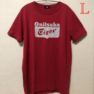 オニツカタイガー(Onitsuka Tiger)のオニツカタイガー Tシャツ(Tシャツ/カットソー(半袖/袖なし))