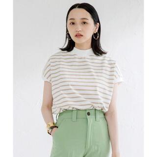 coen - 新品未使用 coen リピT UVカット 吸水速乾 接触冷感ハイネックTシャツ