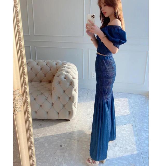 eimy istoire(エイミーイストワール)のエイミーイストワール♡マーメイドスカート レディースのスカート(ロングスカート)の商品写真
