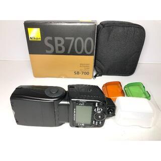 Nikon - 付属品あり ニコン スピードライト SB-700
