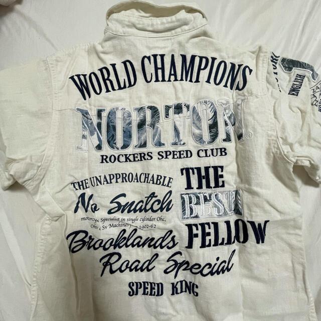 Norton(ノートン)のNorton シャツ  メンズのトップス(シャツ)の商品写真