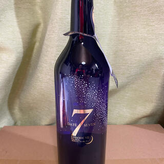 DATE SEVEN エピソード7日本酒 2本セット 新品未開封(日本酒)