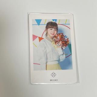 SONY - NiziU ミイヒ フォトカード