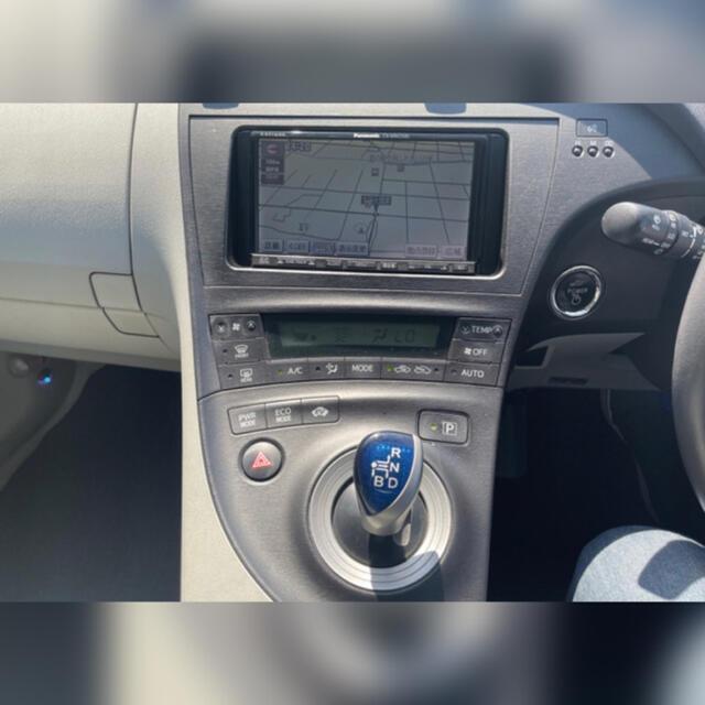トヨタ(トヨタ)のトヨタ プリウス 1.8 S LEDエディション 車検2年★ETC 現車確認 自動車/バイクの自動車(車体)の商品写真