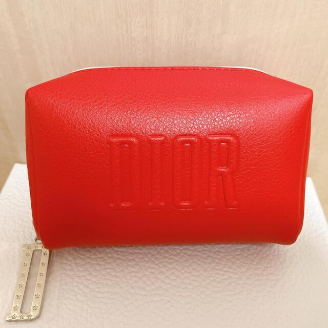 Dior(ディオール)の未使用 ディオール ポーチ レディースのファッション小物(ポーチ)の商品写真