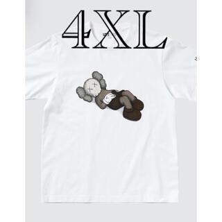 UNIQLO - UNIQLO ユニクロ UT × KAWS コラボ Tシャツ 4XL