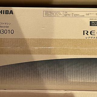 東芝 - 新品 未使用 REGZAタイムシフトマシン DBR-M3010