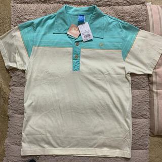 オーシャンパシフィック(OCEAN PACIFIC)の❤新品未使用 ocean pacific メンズポロシャツ(L)(ポロシャツ)