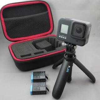 ゴープロ(GoPro)のゴープロ HERO8BLACK(コンパクトデジタルカメラ)