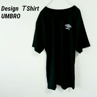 アンブロ(UMBRO)の美品 UMBRO アンブロ ワンポイントロゴ Tシャツ(Tシャツ/カットソー(半袖/袖なし))