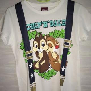 チップアンドデール(チップ&デール)の⭐️Disney⭐️チップ&デール⭐️Tシャツ(Tシャツ(半袖/袖なし))