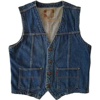 ビッグジョン(BIG JOHN)の日本製 Vintage BIG JOHN Denim Vest(ベスト)