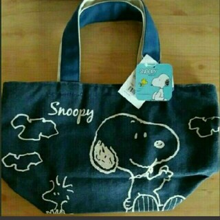 SNOOPY - ★新品未使用タグ付★スヌーピー トート バッグ