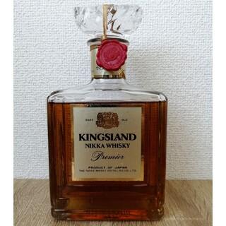 ニッカウヰスキー - ニッカ キングスランド 760ml 43% 従価税 古酒 未開栓