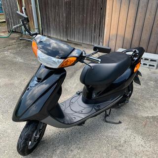 ヤマハ(ヤマハ)の原付きバイク SA36J 4st(週末二日間の値下げ)(車体)