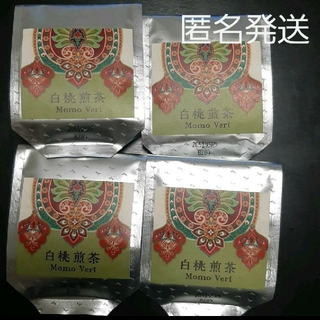 LUPICIA - ルピシア白桃煎茶4袋セット