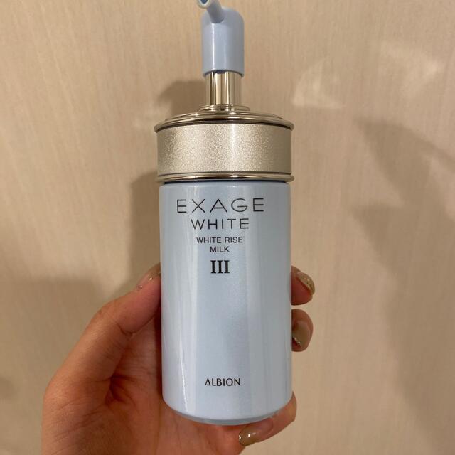 ALBION(アルビオン)のALBION エクサージュホワイト コスメ/美容のスキンケア/基礎化粧品(乳液/ミルク)の商品写真