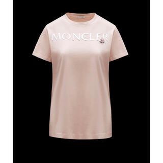 モンクレール(MONCLER)の国内完売 MONCLER モンクレール シンプルロゴTシャツ(Tシャツ(半袖/袖なし))