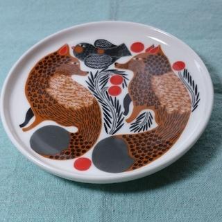 マリメッコ(marimekko)のマリメッコ☆ケトゥンマルヤプレート(食器)