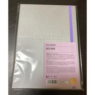 防弾少年団(BTS) - 新品未開封 BTS THE BEST ノートブック 横浜アソビル展示会 送料込
