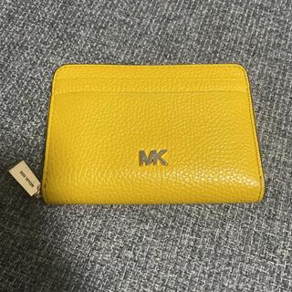 マイケルコース(Michael Kors)のマイケルコース MICHAEL KORS 黄色 財布(財布)
