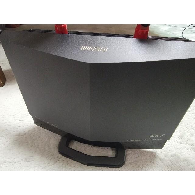 Buffalo(バッファロー)のBUFFALO WXR-5700AX7S AX7 ルーター スマホ/家電/カメラのPC/タブレット(PC周辺機器)の商品写真