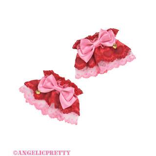 アンジェリックプリティー(Angelic Pretty)のハートチャーム配色お袖とめ(その他)