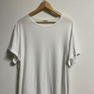 Yohji Yamamoto - ヨウジヤマモト 無地Tシャツ サイズ3