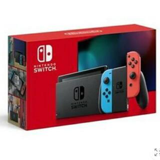 Nintendo Switch - ラスト1つ!Nintendo Switch 本体 ネオン