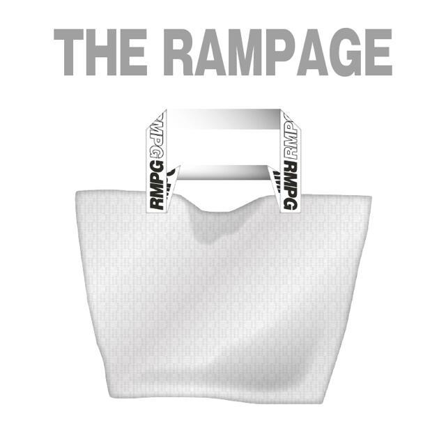 THE RAMPAGE(ザランページ)の居酒屋えぐざいる エコバッグ THE RAMPAGE エンタメ/ホビーのタレントグッズ(ミュージシャン)の商品写真
