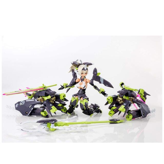 KOTOBUKIYA(コトブキヤ)のメガミデバイス 朱羅 玉藻ノ前 エンタメ/ホビーのおもちゃ/ぬいぐるみ(プラモデル)の商品写真