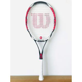 美品/ウィルソン『K SIX.ONE 95/ケーシックスワン95』テニスラケット