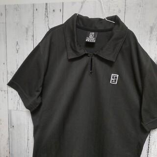 ナイキ(NIKE)のNIKE ナイキ ワンポイントロゴ刺繍 ポロシャツ ポリシャツ(ポロシャツ)