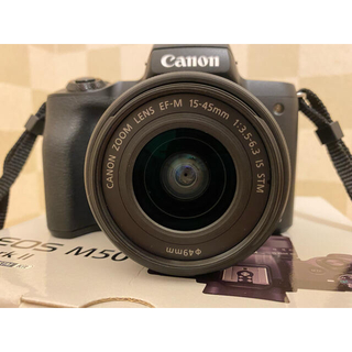 Canon - canon eos m50 mark2(eos kiss m2)