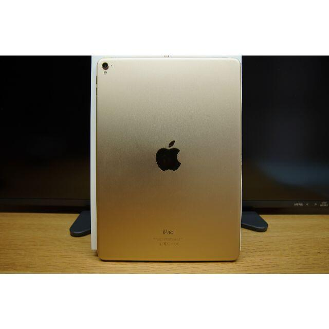 Apple(アップル)のApple iPad Pro 9.7インチ Wi-Fi 128GB ゴールド スマホ/家電/カメラのPC/タブレット(タブレット)の商品写真