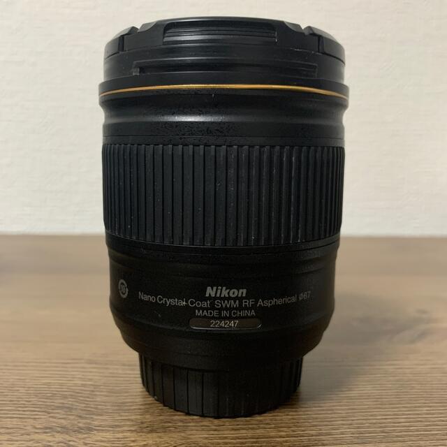 Nikon(ニコン)のNikon AF-S NIKKOR 28mm F1.8G  スマホ/家電/カメラのカメラ(レンズ(単焦点))の商品写真
